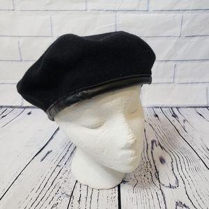 Vintage ultrabasque beret 100% wool made in Czech